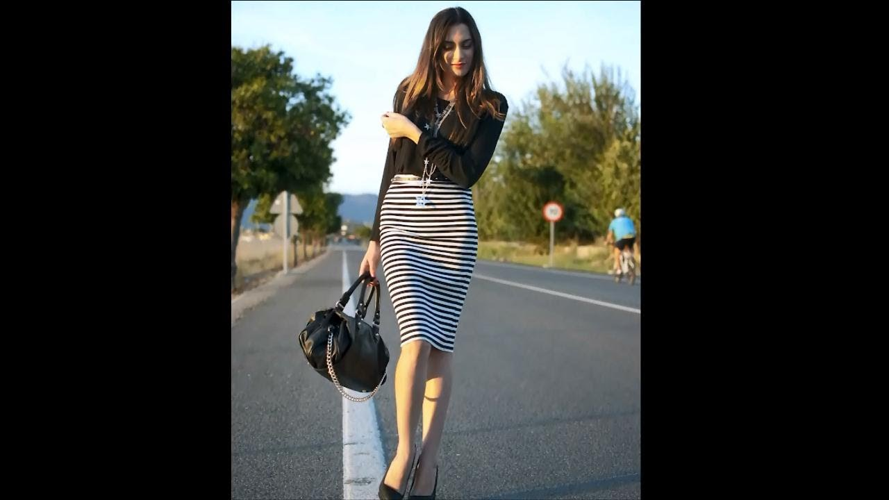 Skirt tube how to wear
