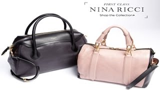 Nina Ricci Handbags Creation and Design 2014-2015 Thumbnail
