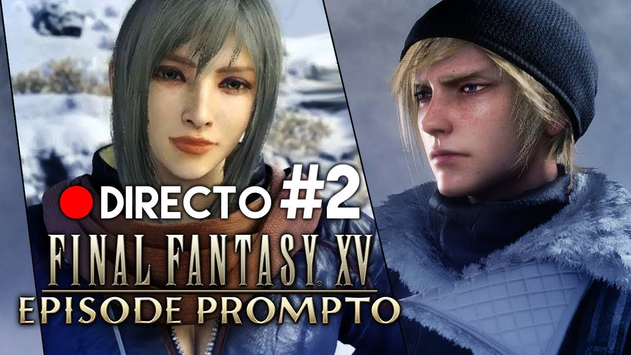 how to play prompto dlc