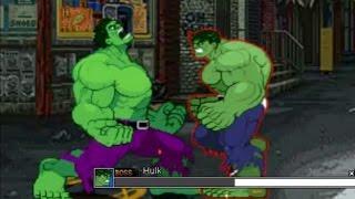 Crazy Zombie 9 - Hulk - Hero Mode