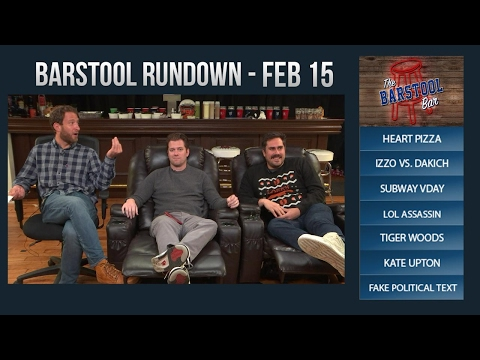 Barstool Rundown - February 15, 2017