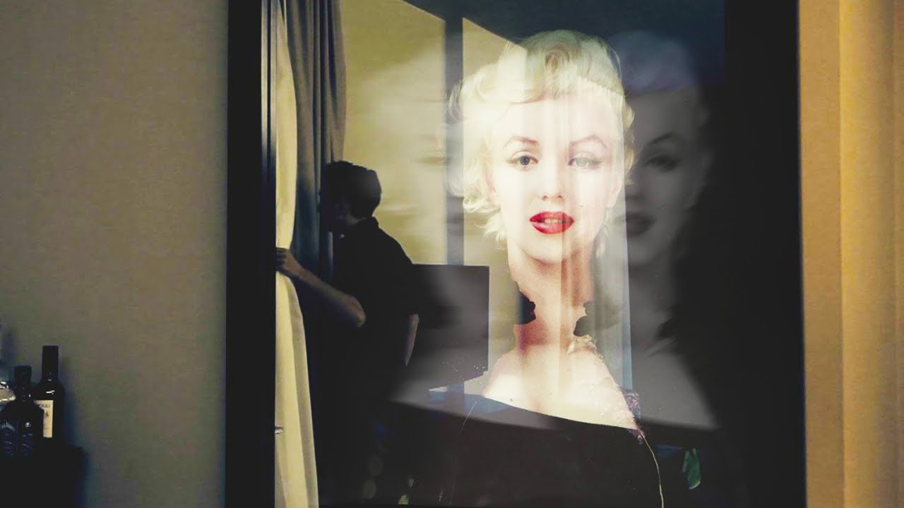 Marilyn Monroe Hollywood Roosevelt Hotel Haunted