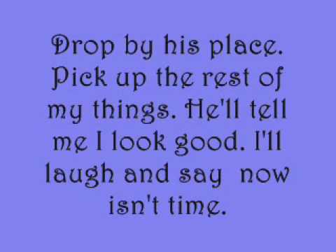Reba McEntire- Strange lyrics