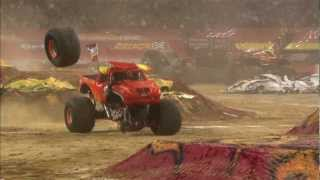 Download Monster Jam - El Toro Loco Monster Truck Full Freestyle from Arlington, Texas - 2012 Mp3 and Videos