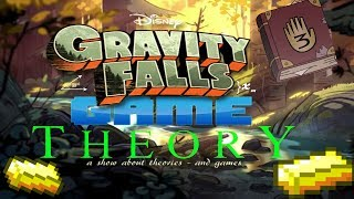 Gravity Falls BIGGEST Secrets #6: Game Theory Spinoff - Alchemy in GF