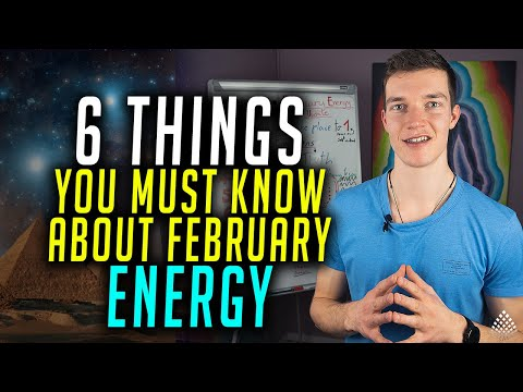 This is Huge | FEBRUARY ENERGY UPDATE | 6 Things You Should Know