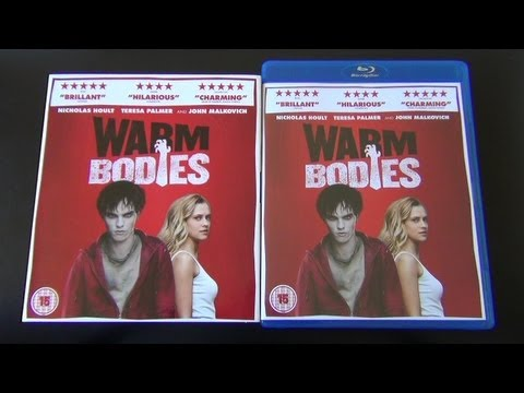 Download Warm Bodies Blu-Ray Unboxing
