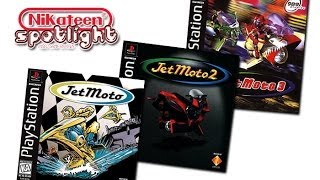 Spotlight Video Game Reviews: Jet Moto Series (Playstation)