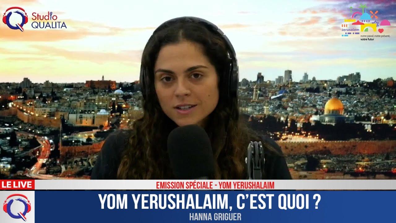Yom Yerushalaim, c'est quoi ?