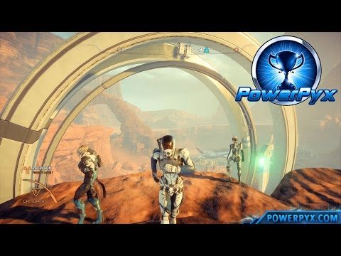 Mass Effect Andromeda - Long-Distance Jump Trophy / Achievement Guide