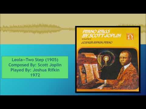 Leola --Two Step--Scott Joplin, Joshua Rifkin