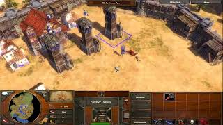 Age Of Empire 3 Bar bar Game Jadul