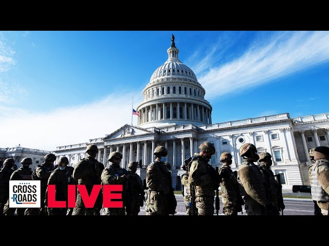 Washington Under Lockdown: A Tour of the Capitol Under Military Watch | Crossroads