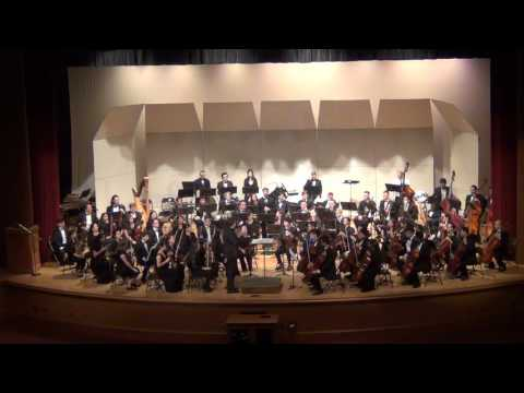 University of Hawaii Symphony Orchestra — 2016 Fall Concert