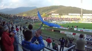 Brescia - Verona: 2-1 (6/4/12):  grandissimo gol di Cordova su punizione!