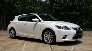 2015 Lexus CT 200h hybrid Review - How Good is the Cheapest Lexus You Can Buy?