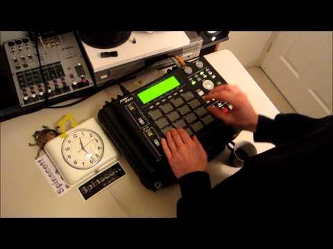 Spinscott - Live MPC Atmospheric Jungle (#14)