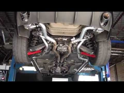 2010 Camaro Ss Sts Twin Turbo Install On Lift Walk