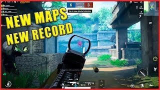 Today My New Record WITH M762 | New TDM Mode | Pubg Mobile | MirchiFun