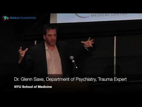 Dr. Glenn Saxe, Psychyatrist, Professor at NYU School of Medicine