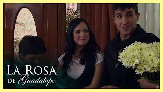 La Rosa de Guadalupe: Edmundo quiere que Arcelia sea como su ex | Vuelve a mi