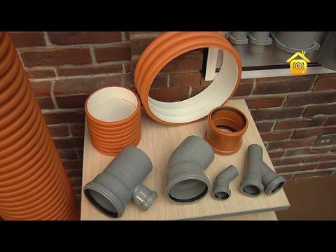 Трубы для наружной и внутренней канализации. Рекомендации  специалистов // FORUMHOUSE