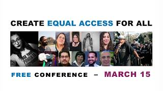 Introducing the Create Equal Access For All Conference