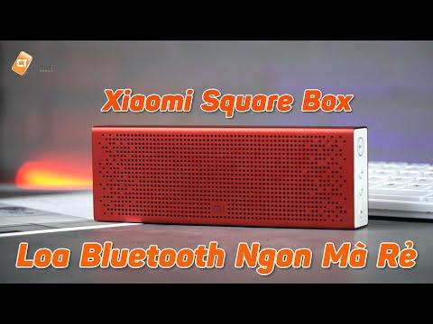 Loa Bluetooth Rẻ Mà Siêu Ngon - Xiaomi Square Box Chất Âm Cực Ngon Giá Rẻ Nhất VN