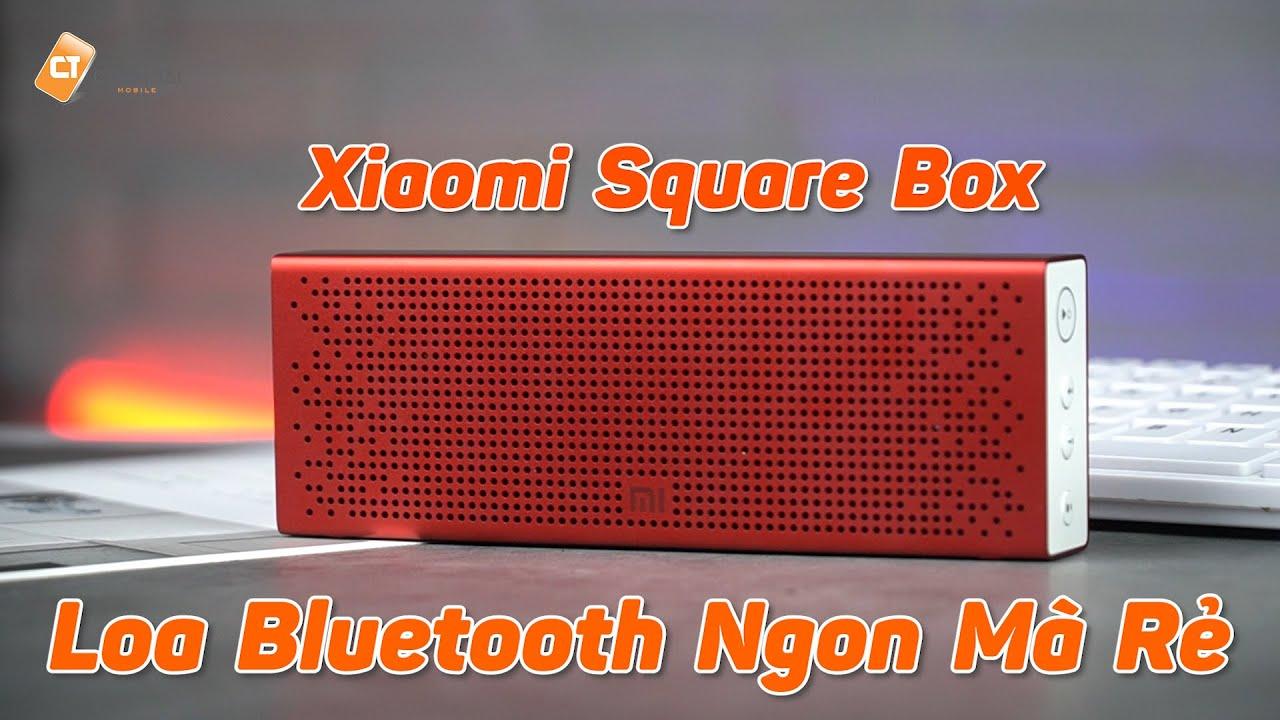 Loa Bluetooth Rẻ Mà Siêu Ngon – Xiaomi Square Box Chất Âm Cực Ngon Giá Rẻ Nhất VN