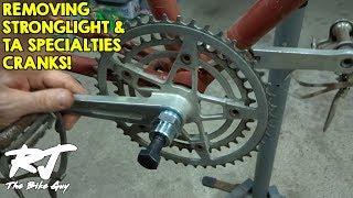 STL07 cycle vélo Crank removal tool