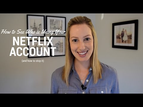 How to See Who is Using Your Netflix Account