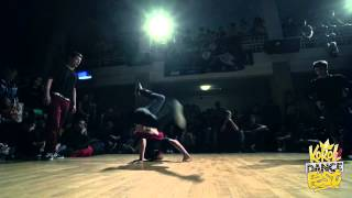 Alkolil & Groovy John (OBC) vs Uz Rocks & Kap (FUNK FANATIX) | 1/8 Rocket City Battle 2014