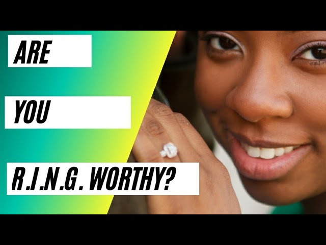 Are you R.I.N.G. Worthy? : The Key Qualities Christian Men & Women Look For