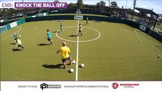 Newcastle Permanent Skill of the Week - Week 8