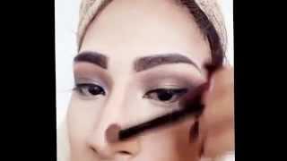 Maquillaje de noche Diva look!