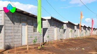 INIFOM: En 2020 se construirán más de 4 mil viviendas del programa Bismarck Martínez