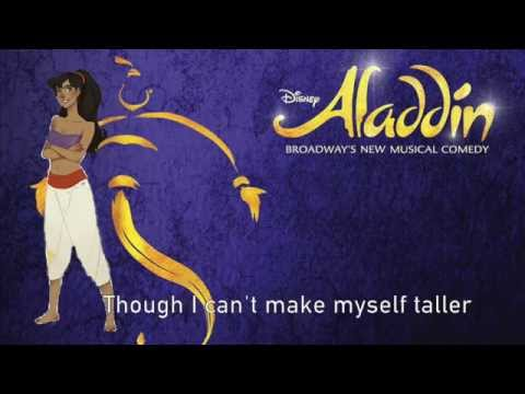 "【AKO】Proud of Your ""GIRL""【Aladdin COVER】"