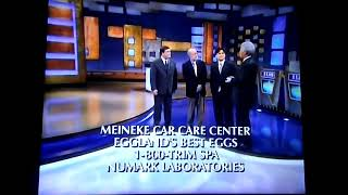 Jeopardy! Season 21 Credits (3/9/2005) Ultimate Tournament of Champions