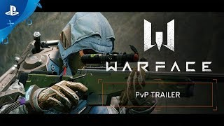 Warface - PvP Trailer | PS4