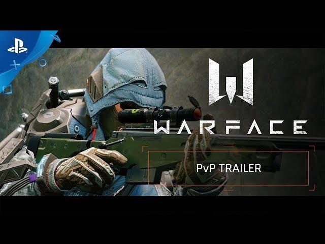 Warface - PvP Trailer | PS4