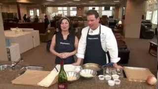 Cooking With Nicolle At Riegelmann's Appliance | Baked Brie