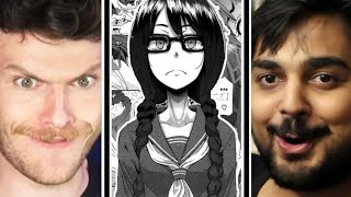 I Showed YouTubers the Most Cursed Hentai Clips (ft SomeOrdinaryGamers, Oompaville & Kwite)