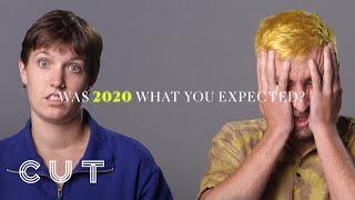 Last Year We Had 100 People Predict 2020 | Keep it 100 | Cut