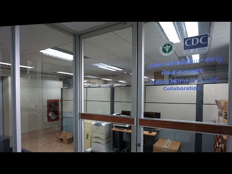 CDC Thailand HIV STD Clinic & Research