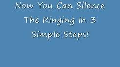 Banish Tinnitus In 3 Simple Steps!