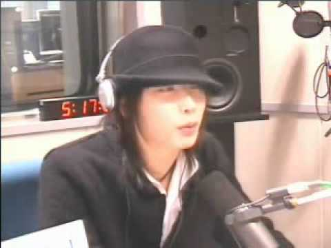 Park Hyo Shin  박효신 070220 Radio Part 3