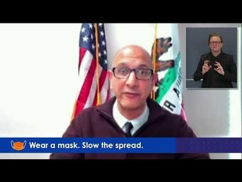 California COVID-19 Update: November 30, 2020