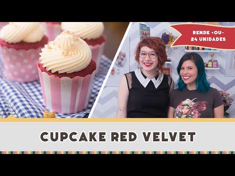 Cream Cheese Receita Cupcake De Chocolate