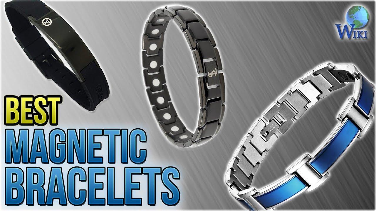 d0edd7828e6 10 Best Magnetic Bracelets 2018 - YouTube