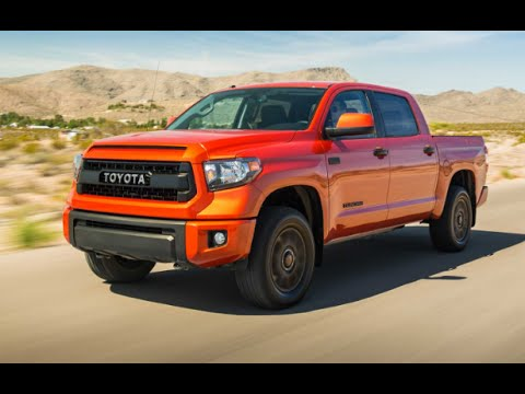 2017 toyota tundra trd pro exterior interior walkaround youtube. Black Bedroom Furniture Sets. Home Design Ideas